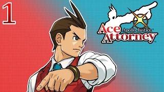 Apollo Justice: Ace Attorney ➤ Part 1 - Let