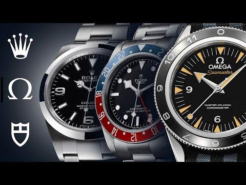 Choosing My First Watch Brand: Rolex, Omega Or Tudor? (Part 1)
