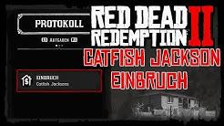 Catfish Jackson   Einbruch Location   DCine   Nebenmission   Red Dead Redemption 2