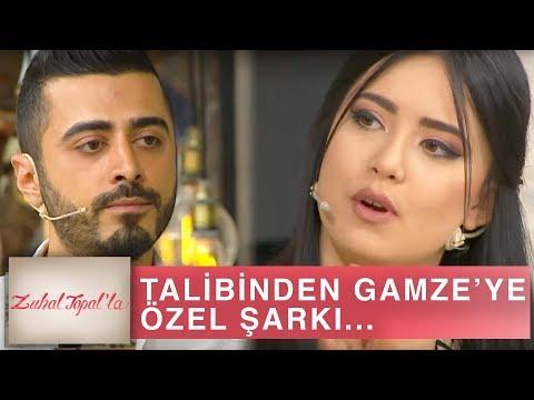Zuhal Topal'la 199. Bölüm (HD) | Talibinden Gamze'ye Özel Şarkı...