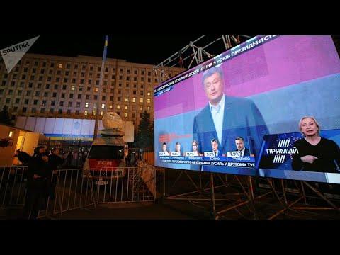 Р. Ищенко. Трижды уникальные выборы на Украине: почему с новым президентом будет только хуже