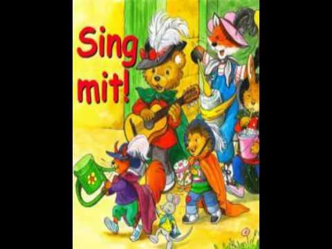 Kinderlieder in deutsch mit Noten und Text - Teil 2