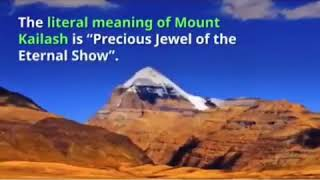 Unsolved Mystery - Mount Kailash