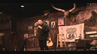 Jackson Cash sings Truckers Prayer