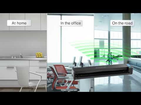 Fujitsu ScanSnap iX100 Sheetfed Scanner A4 με WiFi