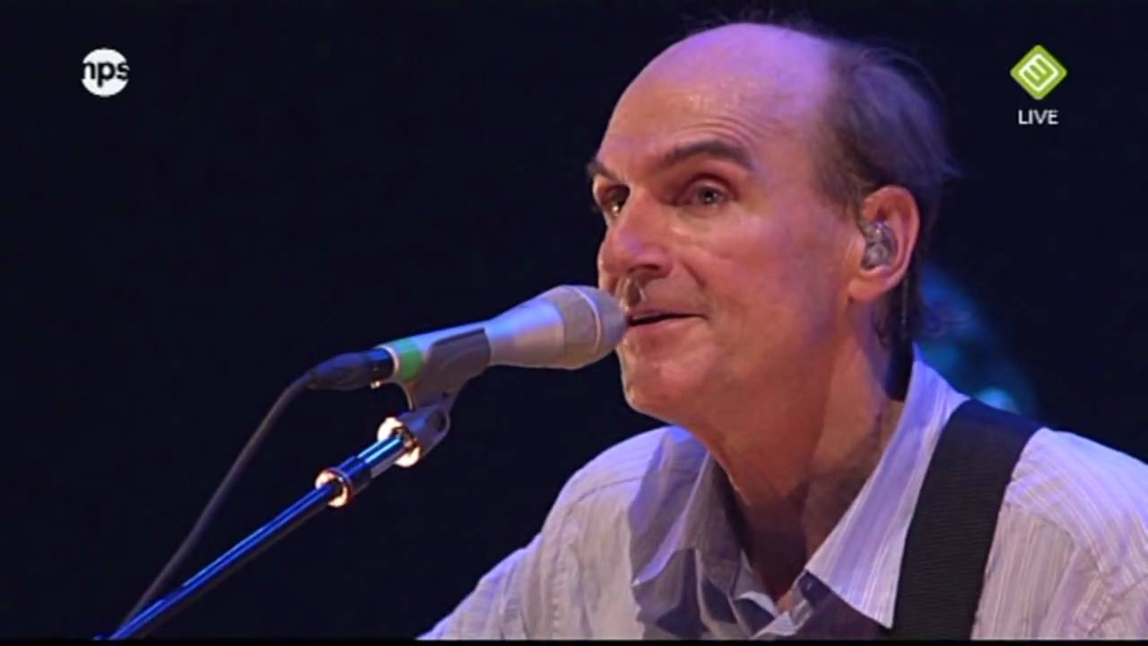 james taylor fire and rain lyrics