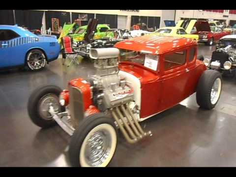 hot rod holiday 2016 car show in springfield mo youtube
