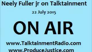[1hr]Neely Fuller- Sandra Bland, Police Stops & Thinking before Acting | 22 Jul 2015