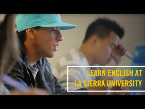 La Sierra University for International Students