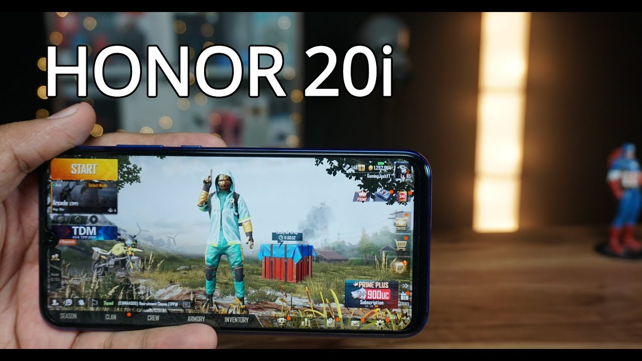 Honor 20i Detailed Specification