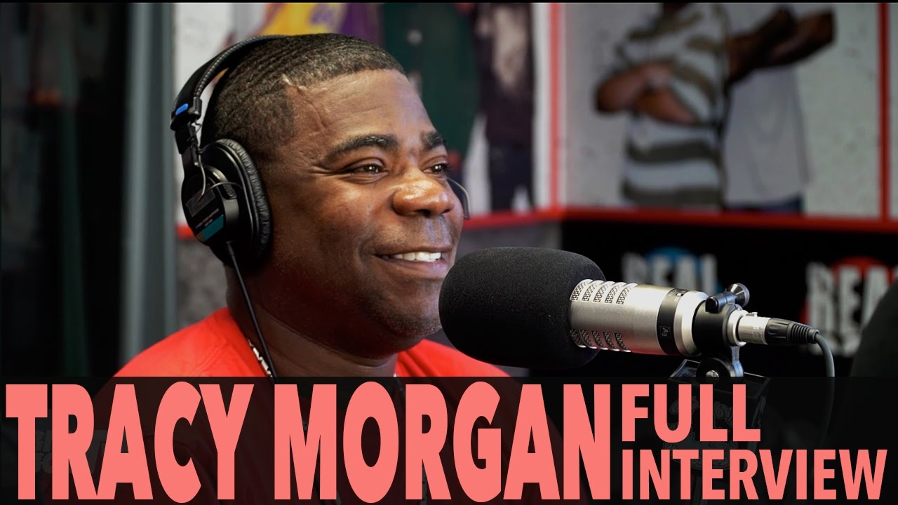 Download Tracy Morgan on The Accident, Stand-Up Comedy, And More! (Full Interview) | BigBoyTV