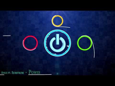 [NEW 2013] Avicii ft. Sjostrom - Power (ID) (original MIX) HD ✔