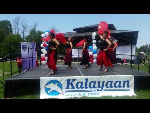 2017 Kalayaan Picnic Flamenco Dance