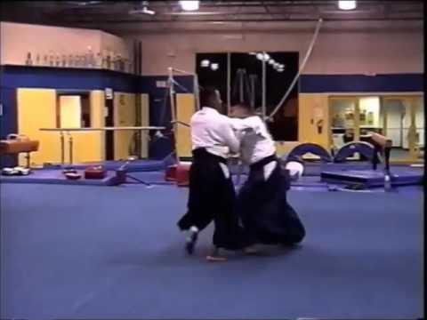 Troy Ferguson Miami Aikido Teacher