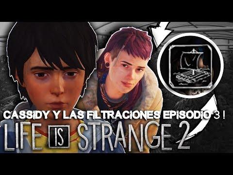 Life is Strange 2- Episodio 3 y 4 ,¿La Verdadera Cassidy?, Filtraciones + Posible Fecha Lanzamiento! thumbnail