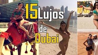 15 Cosas Lujosas que Solo Verás en Dubai | DeToxoMoroxo