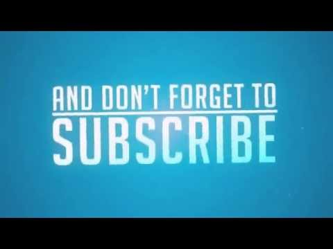 My new outro for my channel | Please Subscribe!