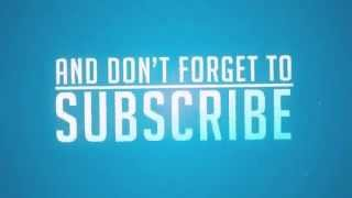 Video My new outro for my channel | Please Subscribe! download MP3, 3GP, MP4, WEBM, AVI, FLV April 2018