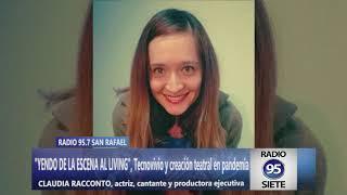 """""""YENDO DE LA ESCENA AL LIVING"""", Tecnovivio y creación teatral en pandemia"""