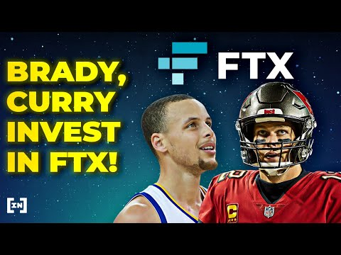 FTX Going to the Top with Tom Brady and Stephen Curry as Shareholders?