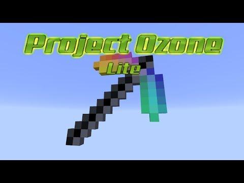 Project Ozone Lite - WORLD BREAKER [E53] (HermitCraft Server Modded Minecraft Sky Block)