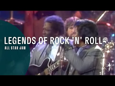 "All Star Jam (From ""Legends of Rock 'n' Roll"" DVD)"