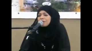 Bayan Hafız sharifahkhasif Zİlzal Suresi  www.islam.info.tr
