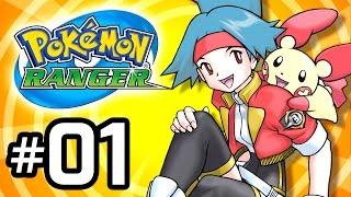 Pokémon Ranger #01