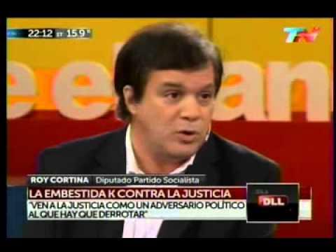 Gustavo Valdés sobre el caso Fayt en Desde el llano   TN