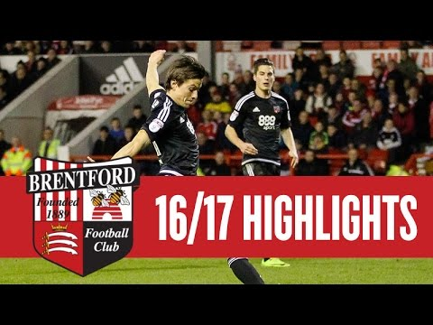 Match Highlights: Nottingham Forest 2 Brentford 3