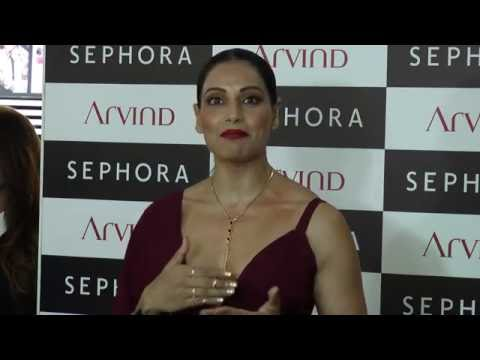 Bipasha Basu Full Interview - Sephora Store Launch 2016