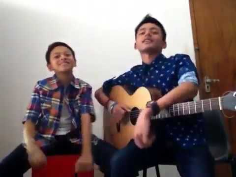 She Looks So Perfect ~ 5 seconds of summer (cover by Falah Akbar & Tsaqib)