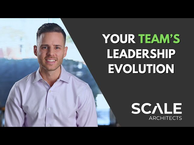 Your team's leadership evolution