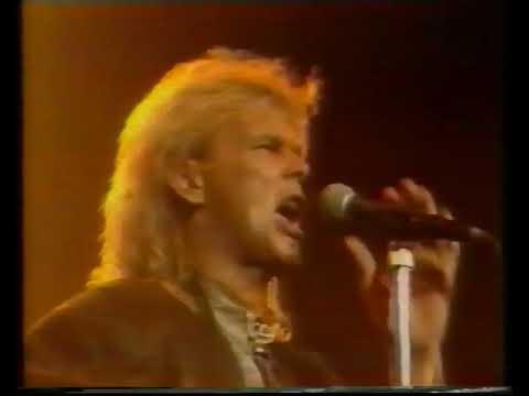 John Farnham, 1988. live