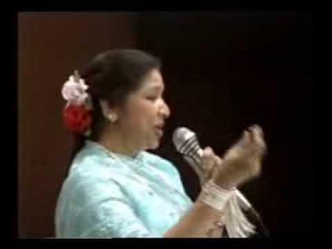 Asha Bhonsle LiveJawani Janeman ......