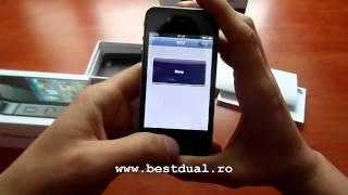 IPHONE 4S 32GB REPLICA 1.1 1SIM.(REPLICA IPHONE 4S 32GB 1SIM.DISPLAY CAPACITIV.WIFI.MULTITASKING.IL PUTETI GASI LA http://www.bestdual.ro/, 2012-06-04T09:17:25.000Z)