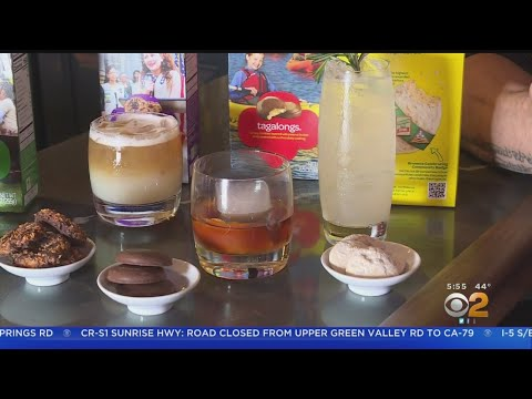 Redondo Beach Bar Offers Cocktails For Every Girl Scout Cookie