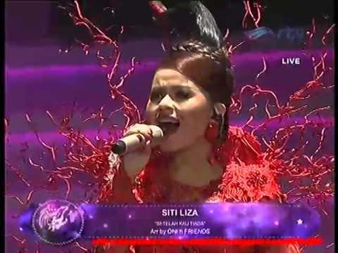Cakra Khan ft Siti Liza - Setelah Kau Tiada @LaunchingRTV, BChannel  3/5/2014