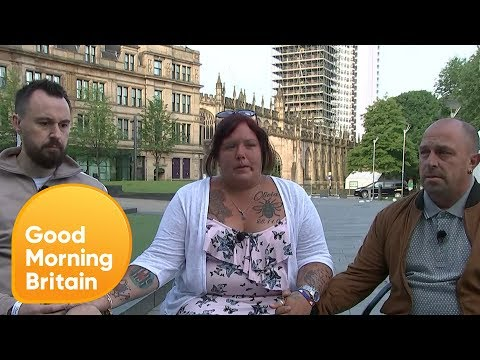 Remembering Manchester Victims One Year On | Good Morning Britain