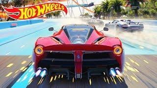 Forza Horizon 3 Ferrari LaFerrari Hot Wheels Goliath