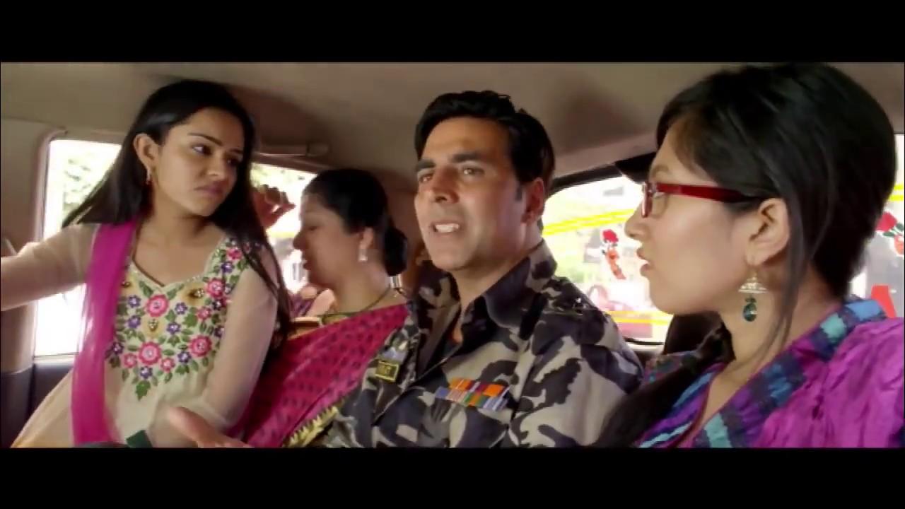 Download Holiday 2014 Full Movie Comedy Scene #1 l Akshay Kumar l Sonakshi Sinha l