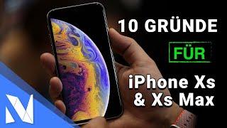 10 Gründe für das iPhone Xs & iPhone Xs Max! | Nils-Hendrik Welk