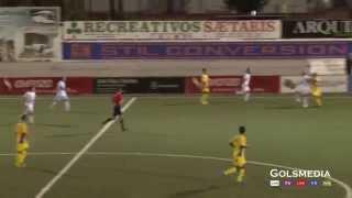 Olímpic Xàtiva 1-2  Atlético Baleares. 2015/16