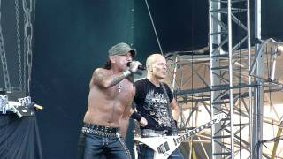 Accept - Balls To The Wall (Live • Sauna Open Air 2011 • Tampere • Finland)