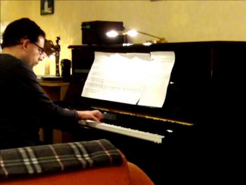 Michael Gore: Theme from Terms of Endearment - Piano Transcription