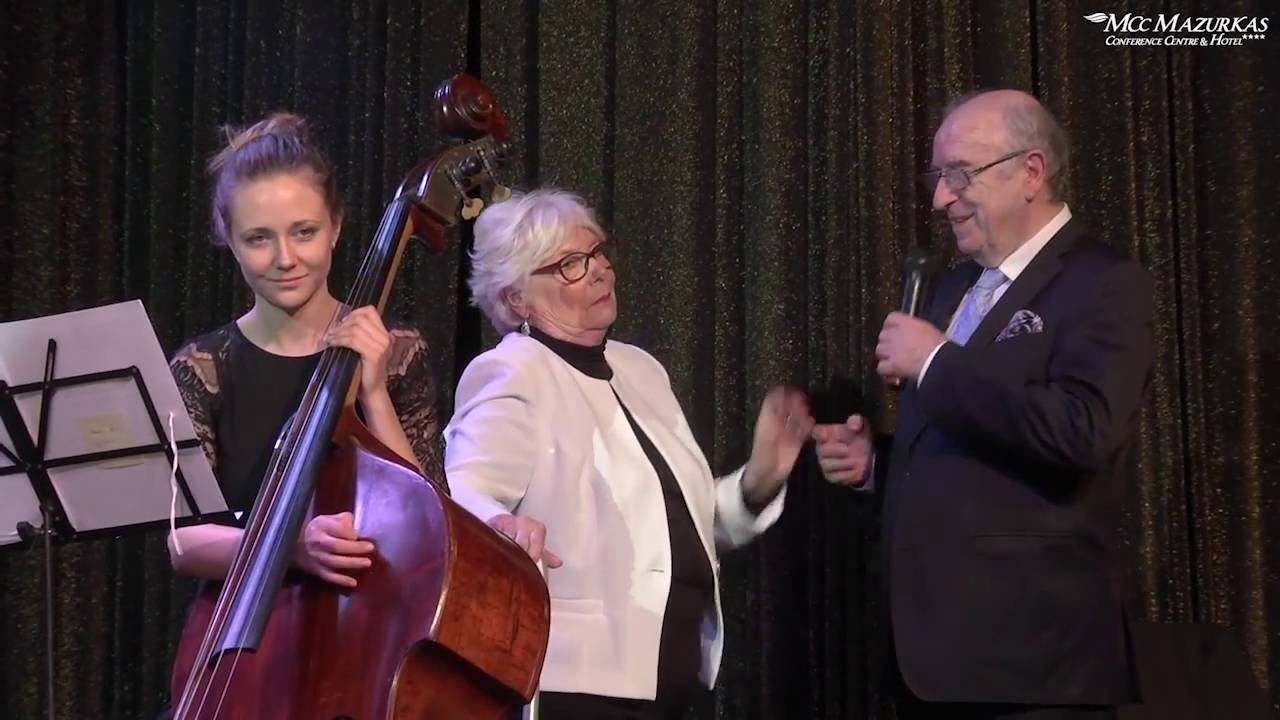 XXII Forum HumanumMazurkas -benefis Szymona Kawalla-Adrianna Godlewska-niespodzianka dla Maestro