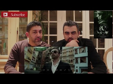 Waar Trailer Reaction | Shaan Shahid, Shamoon Abbasi, Ali Az