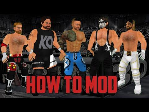 wrestling revolution 3d pro ios free download
