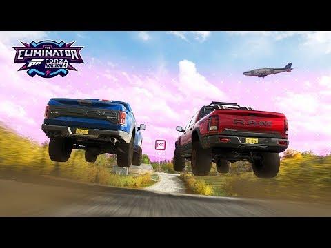 Forza Horizon 4 Live Stream - Eliminator & Playground thumbnail