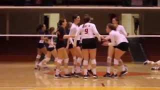 Volleyball Recap vs. Fresno Pacific 10-15-14